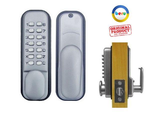 LOCKY 20-S Замок Дверной Кодовый Механический Цифровой Врезной Дверь