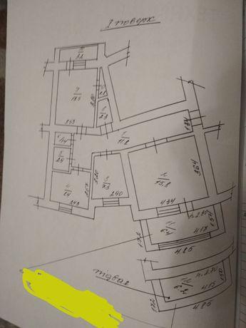 """""""Продам 3 кімнатну квартиру.м-н Жовтневий."""