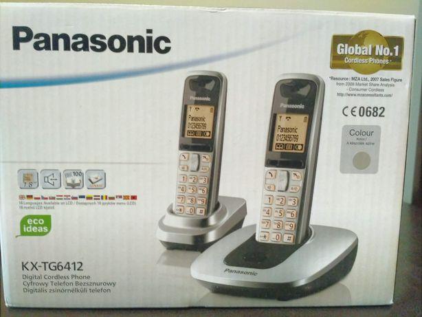 Telefon Panasonic KX-TG6412