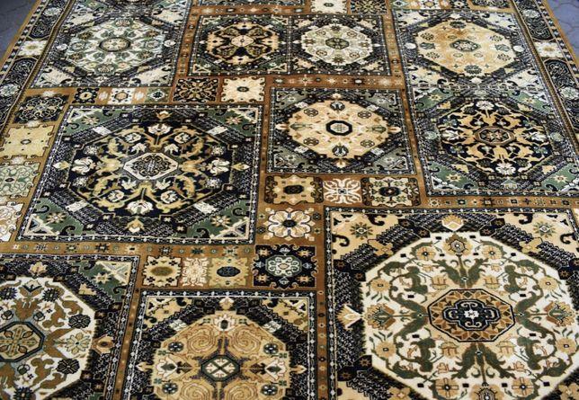 Wełniany kwateralny dywan Mossul 2,5 x 3,5m