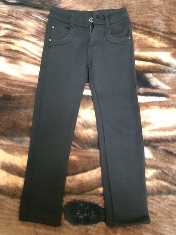 Теплые штаны для девочки