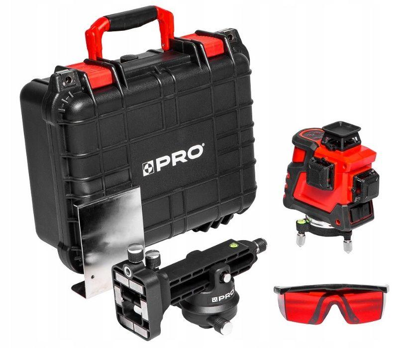 PRO NIWELATOR LASEROWY 3x360 LK-360.3D laser 3 płaszczyznowy Malbork - image 1