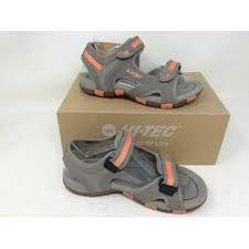 Босоножки (сандалии) на девочку Hi-Tec EU35 (24см)