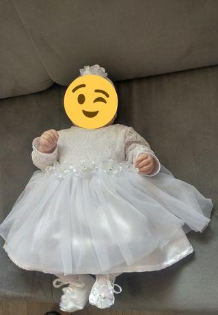 Sukienka do Chrztu Św.