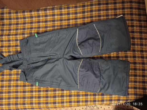 Штани зимові - комбінезон 92-98 розмір.