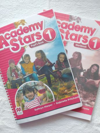 Academy Stars все уровни.