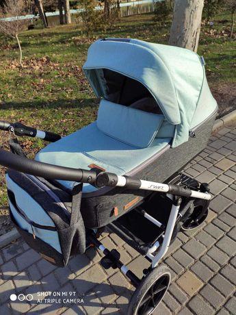Продам детскую коляску RIKO Swift Natural 2 in 1