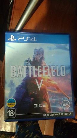 Игра на play station 4 Battlefield 5
