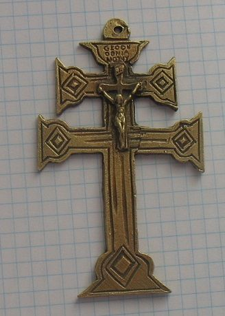 krzyż karawaka św. Zachariasza średni