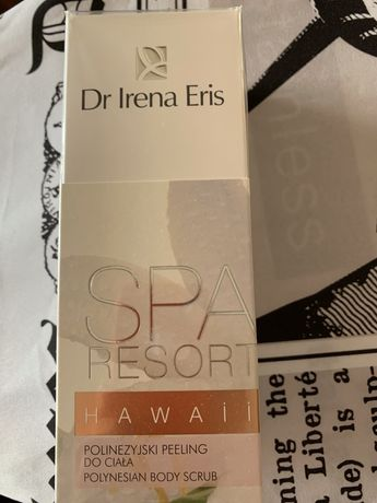 Dr Irena Eris Spa resort peeling