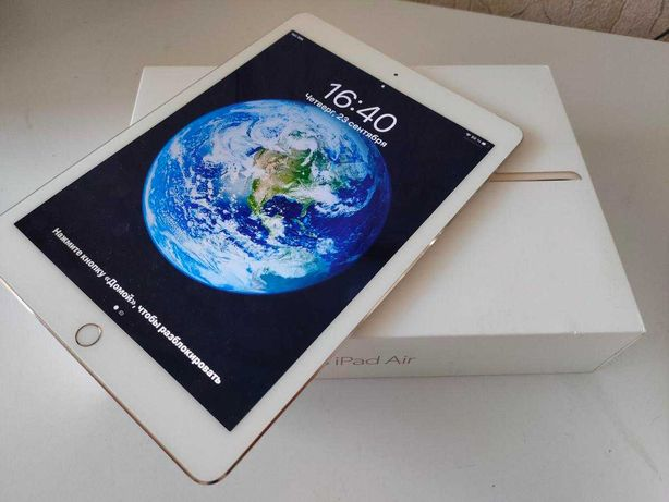 Apple iPad Air 2 128GB Wi-Fi + 4G Gold (18H17)