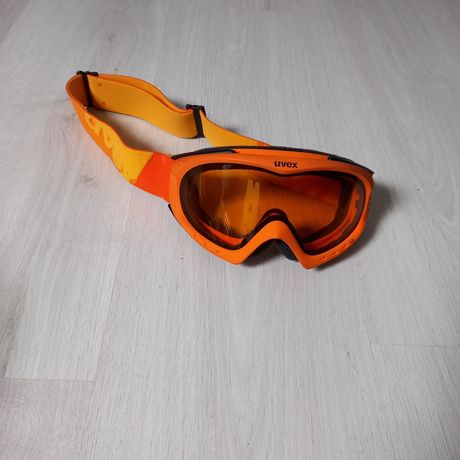 Gogle narciarskie uvex