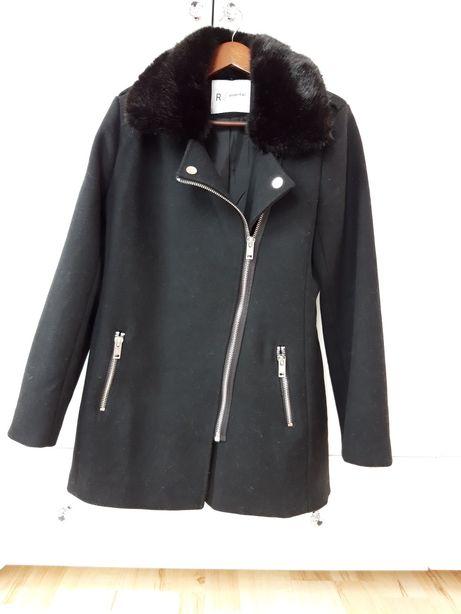 Płaszcz wełniany La Redoute r. 38