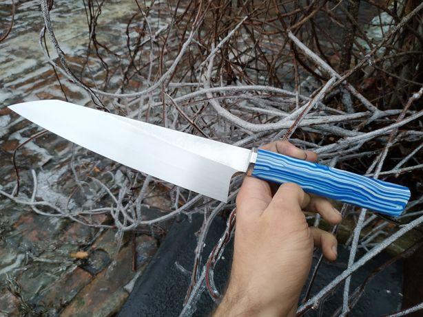 "Шеф повару нож ""Корал"""