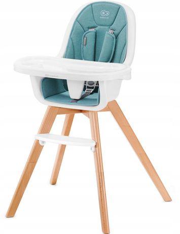 Kinderkraft Tixi - krzesełko do karmienia 2w1