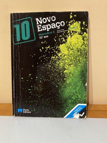 Manual Novo Espaco 10 ano Parte 2 Matematica A