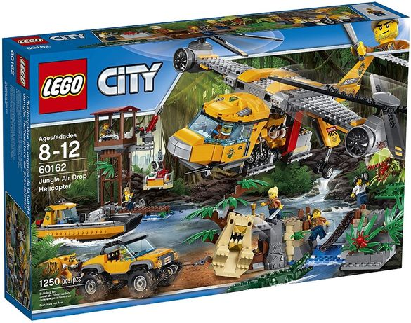 "Super Lote Lego City ""Jungle Explorers"""