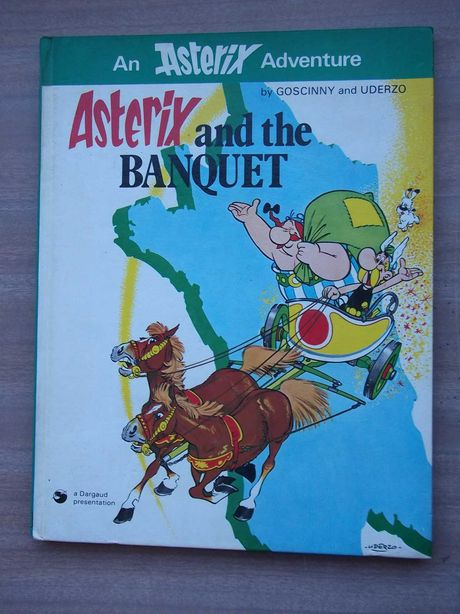 ASTERIX and the BANQUET 1979 (England)