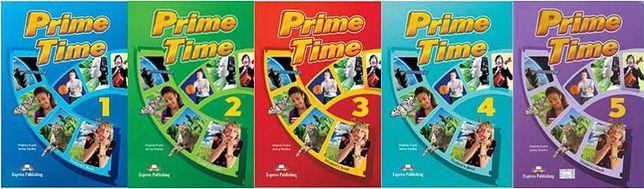Prime Time 1, 2, 3, 4, 5