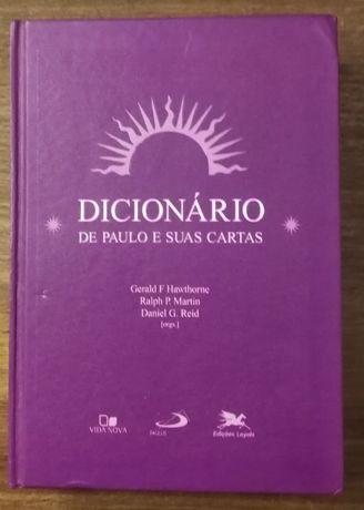 dicionário de paulo e suas cartas, ralph p. martin