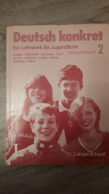 Deutsch konkret 2