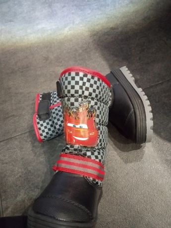 Buty zimowe chłopięce McQueen r. 21