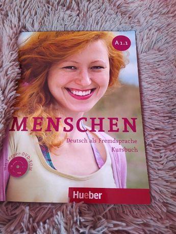 Посібник німецької мови A 1.1 Menschen kursbuch