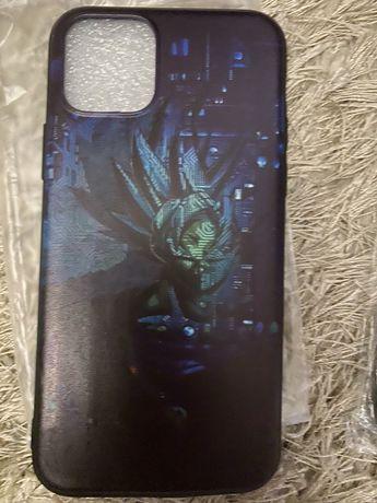 Capa iphone 11 pro dragon ball