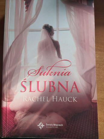 Suknia ślubna- Rachel Hauck