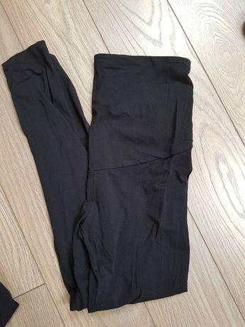 Leginsy spodnie ciążowe
