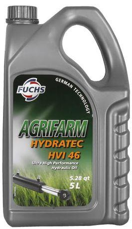 Sprzedam olej hydrauliczny FUCHS HYDRATEC HV I46