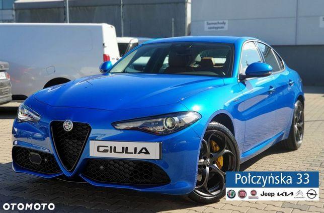 Alfa Romeo Giulia Veloce Q4 At 2.0 280 Km | Niebieski Misano |