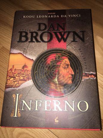Inferno Dan Brown Nowa stan bdb Powieść sensacyjna