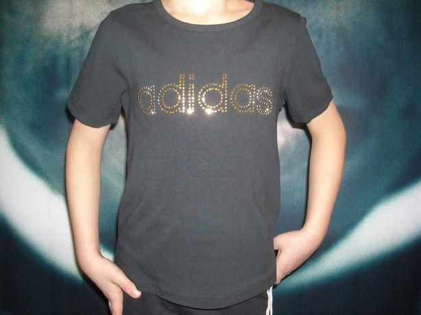 Bluzka Adidas Rozmiar 128cm