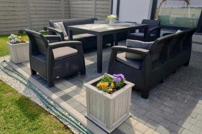 Комплект садовой мебели Corfu Fiesta Max, садовая мебель, садові меблі
