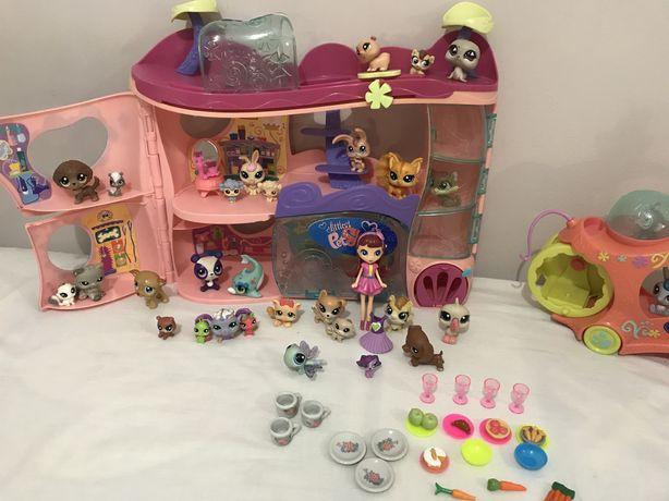 Zabawki dla dziewczynki 6-10 lat . Pet shop