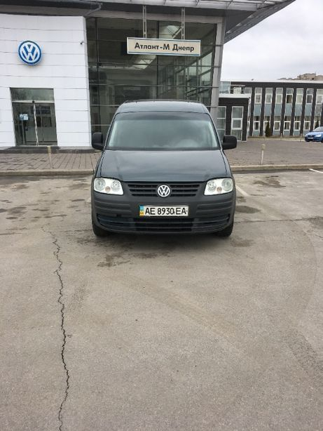 Volkswagen Caddy груз-пас 2005
