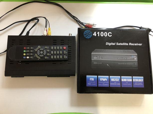 Цифровий супутниковий ресивер Digital satellite receiver 4100c