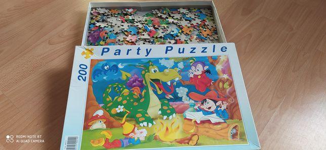 Party Puzzle- 200 elementów