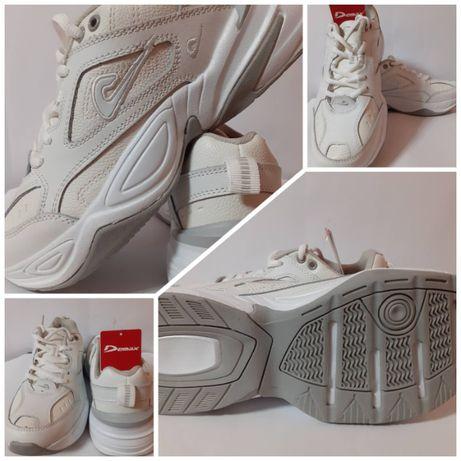 Подростковые кроссовки Demax в стиле Nike M2K Tekno 36,37,38,39,40,41