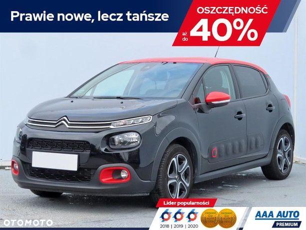 Citroën C3 1.2 PureTech, Salon Polska, Serwis ASO, Klimatronic, Tempomat,