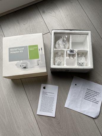 Apple World Travel Kit zestaw przejściówek
