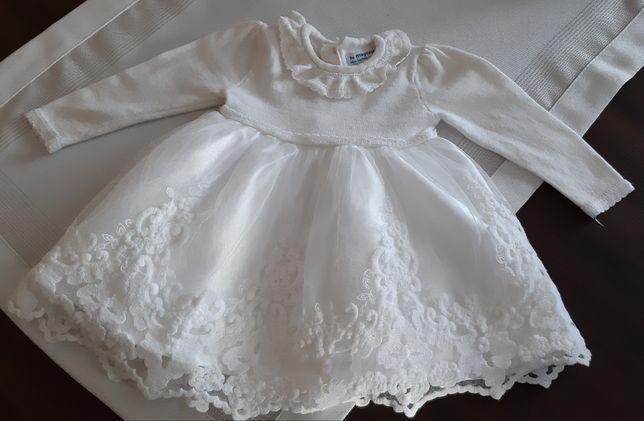 Sukieneczka do chrztu