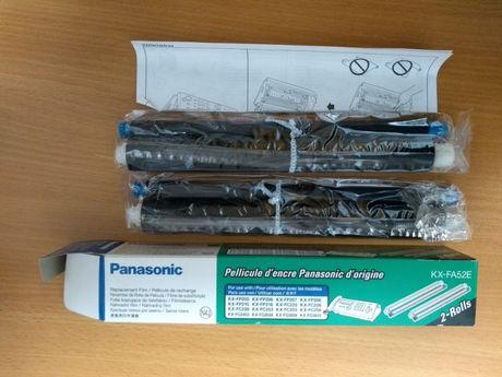 Oryginalny Panasonic KXFA52E Rolka termotransferowa - Folia do faksu