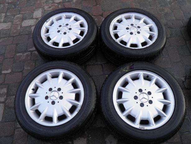 Felgi aluminiowe 5x112 Mercedes r16
