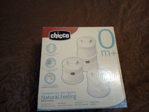 Контейнеры для хранения материнского молока