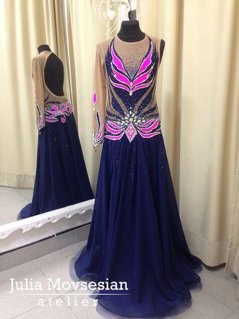 Платье для восточных танцев восточный костюм