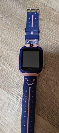 Детские часы Smart Baby Watch Q12 Pink
