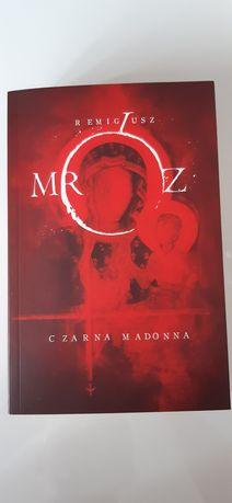 """NOWA książka """"Czarna Madonna"""" - Remigiusz Mróz"""