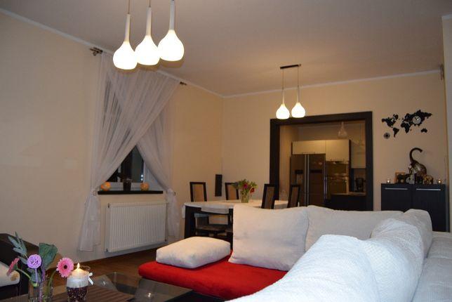 Mieszkanie 76 m2 - wysoki standard - umeblowane.